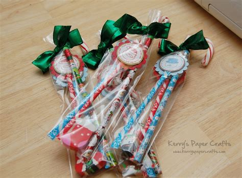 cute goodie bags for school christmas ideas pinterest