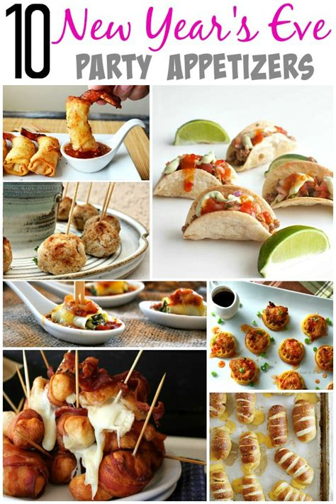 new year recipes and snacks 10 new year s appetizers home made interest