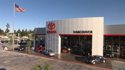 mccord s vancouver toyota vancouver wa top dealership