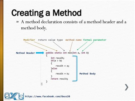 tutorial java method java methods