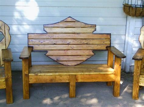 harley davidson bench 581 best harley davidson stuff images on pinterest