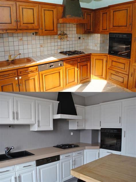 restaurer sa cuisine renovation cuisine rustique comment rnover et repeindre