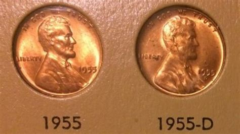 1955 value what are 1955 pennies worth find out here the u s coin guide