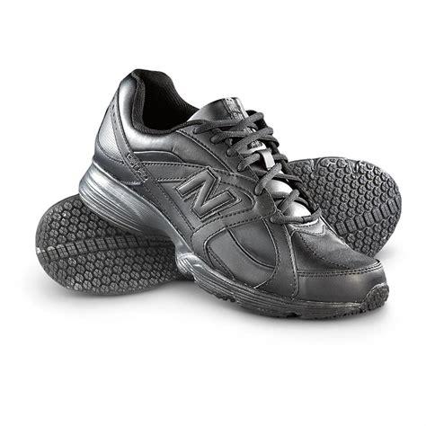 black walking sneakers new balance mw512 walking shoes black 639205 running