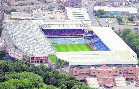 layout of villa park stadium aston villa next phase of villa park redevelopment