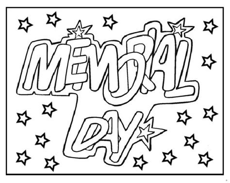 preschool coloring pages for memorial day memorial day coloring pages for 1st grade preschool crafts