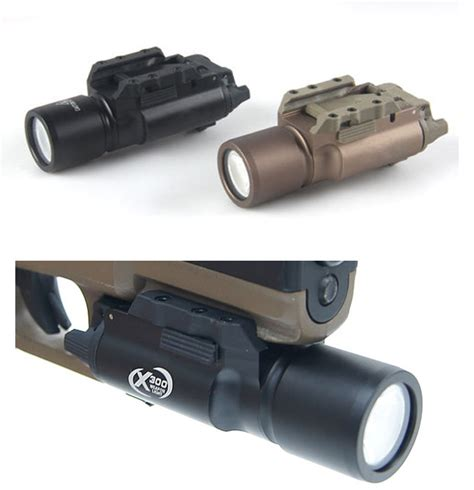 surefire x 300 sale surefire x300 ultra led weapon light for b67tan 40 99 snitactical