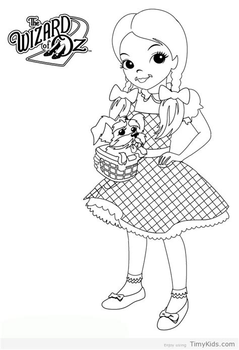 dorothy ruby slippers coloring page coloring pages
