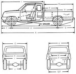 Ford Ranger Dimensions Ford Ranger Dimensions 2017 Ototrends Net