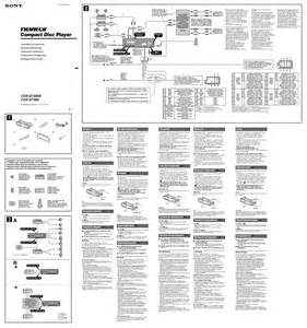 sony cdx gt310 wiring diagram sony free engine image for user manual