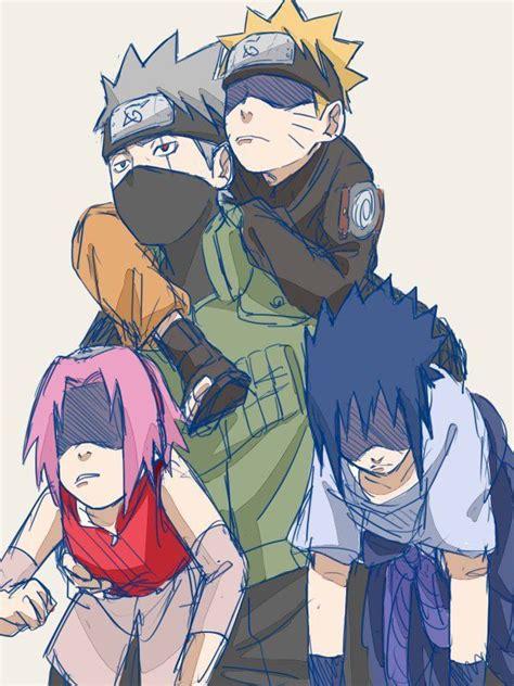 film naruto kakashi 1258 best team 7 images on pinterest team 7 anime