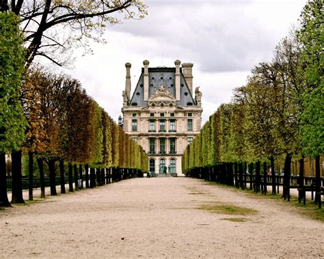 Tuileries Garden by Photography Jardin Des Tuileries Photograph By