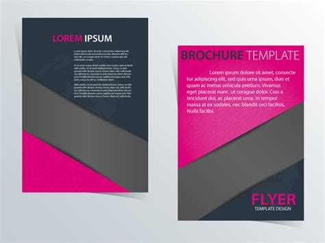 Design Brochure Templates Free Bbapowers Info Free Brochure Design Templates