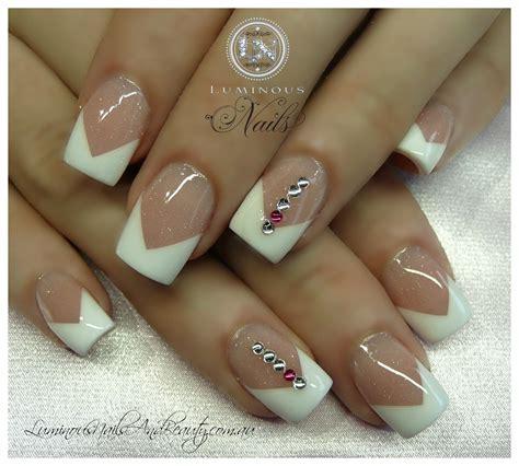Gel Acrylic Nails by Luminous Nails December 2012