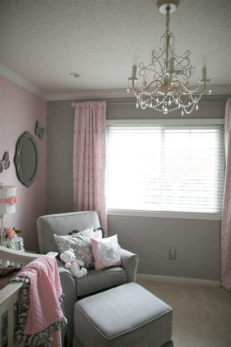 bedroom pink and grey bedroom grey and pink baby kids pinterest