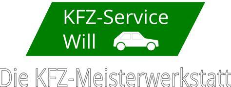 kfz service kfz service will de