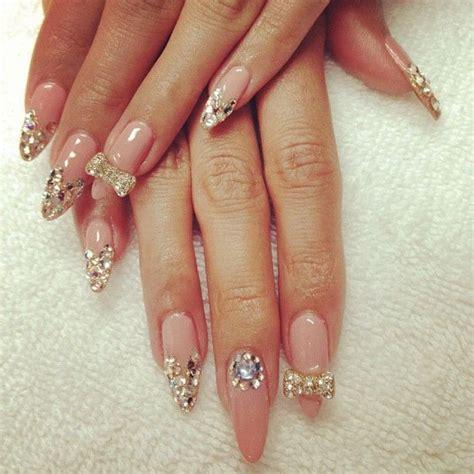 long pattern nails nails nail art nail design esnail stiletto nails long