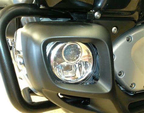 valkyrie glc passenger fog light kit lights honda valkery valkerie ebay