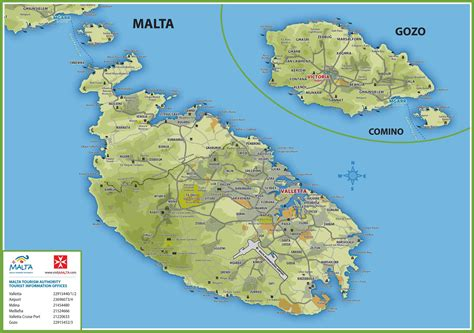 malta on a world map malta map