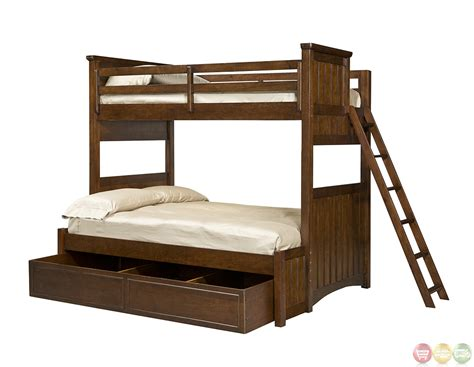 Country Bunk Beds Dawsons Ridge Country Youth Bunk Bed