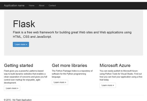 developing web applications with flask framework easy to follow with step by step tutorial and exles books python flask web application tutorial for azure cosmos db