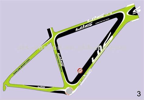Rennrad Carbon Lackieren Lassen by Carbon Mtb Bicycle Frame Paint Any Colors And Decals Are