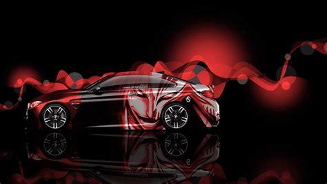 imagenes 4k wallpaper anime 4k bmw m4 coupe side anime aerography car 2014 el tony