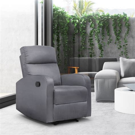 Fauteuil Relax Inclinable by Fauteuil Relaxation Inclinable Gris Anthracite Meubles Et