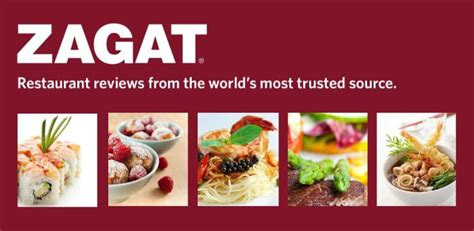 Zagat Search Zagat Starts Month Free Trials For Android Application