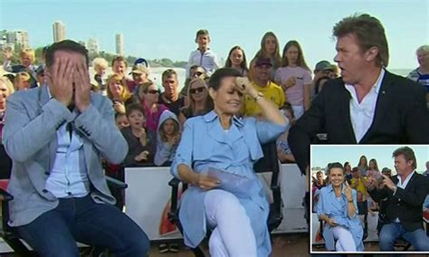 Today Show Australia Cash Giveaway - today show viewer misses out on cash giveaway daily mail online