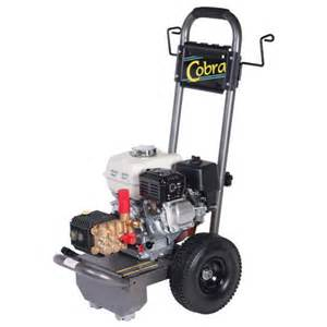 Honda Gx160 Pressure Washer Cobra 150bar Honda Gx160 Pressure Washer Express Tools Ltd