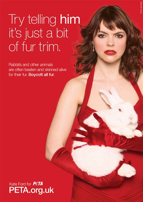 The Anti Fur Mob They Can P by Killer Kate Ford Of Coronation Bares All For