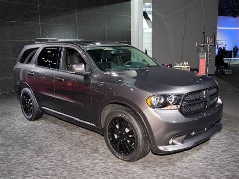Revealed: 2013 Dodge Blacktop Edition lineup grows