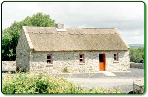 Cottage Restoration Ireland by Belcarra Eviction Cottage Elmhall Belcarra County Mayo