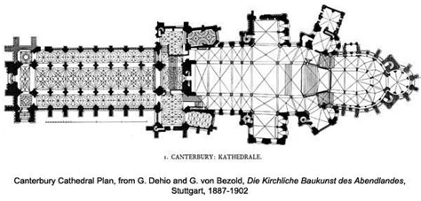 floor plan of cathedral canterbury cathedral floor plan cathedral architecture
