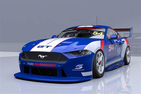 ford mustang supercar all angles ford mustang supercars renders supercars