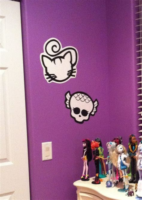 Monster High Bedroom Decorating Ideas Top 25 Ideas About Monster High Room Ideas On Pinterest