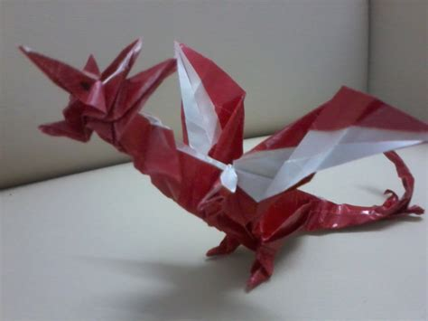 How To Make An Origami Fiery - origami fiery by sylentecho88 on deviantart