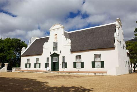 Free South African House cape dutch architecture 8 best spots to gawp at gables