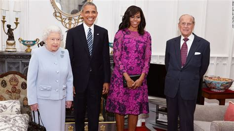 the obama s barack michelle to dine with the queen kate william