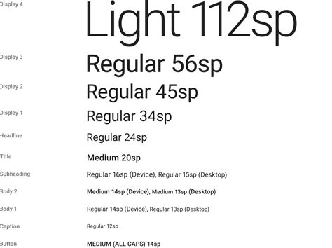ux design font sizes accessibility minimum font size for mobile view user