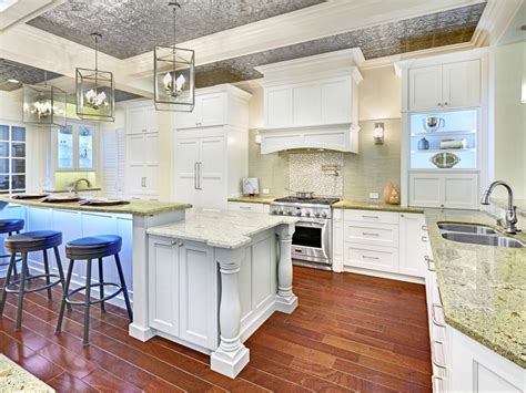add luxury to your kitchen with river white granite 12 easy kitchen updates that make a big impact hgtv