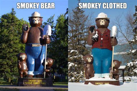 Smokey The Bear Meme - image 764902 smokey the bear know your meme
