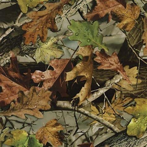 leaf pattern camo fall leaves camo 100 cm emerald coatings