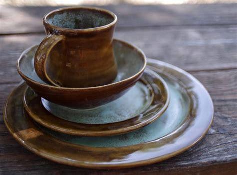Pottery Dinnerware Handmade - dinnerware handmade stoneware dinnerware sets handmade