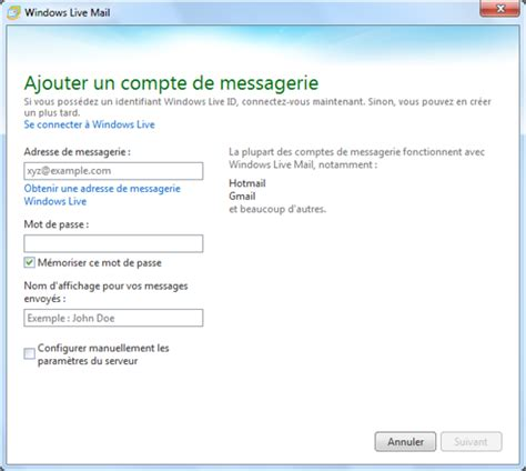 windows live mail mobile 535 windows live mail t 233 l 233 charger