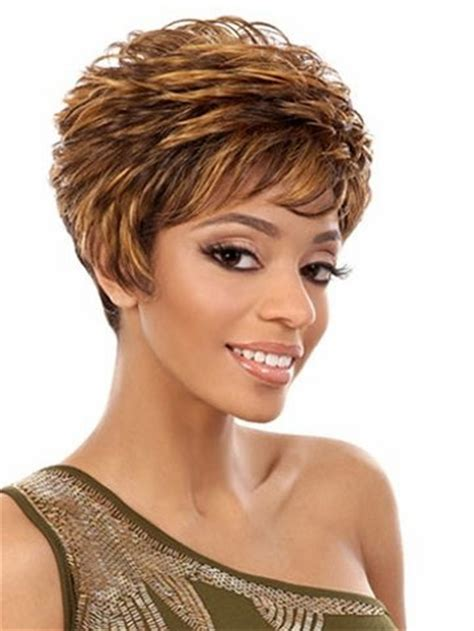 short wigs for round faces black women haircuts for large ladies hairstylegalleries com