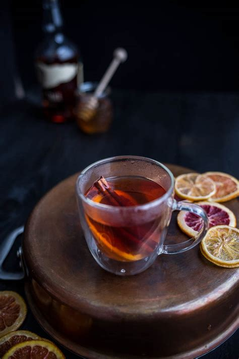 riesling hot toddy recipe winter citrus toddy salted plains