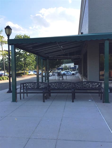 Alpha Awnings by Gallery Alpha Canvas Awning