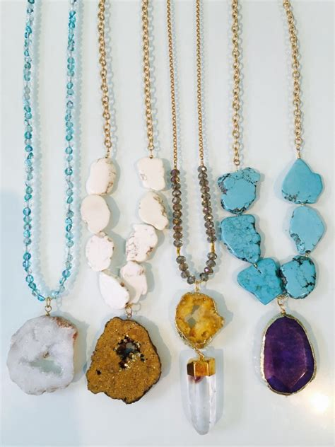 Local Handmade Jewelry - what s new for summer jewelry and accessories